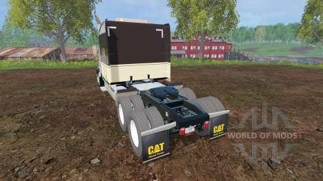 Peterbilt 388 [aluminum wheels] for Farming Simulator 2015