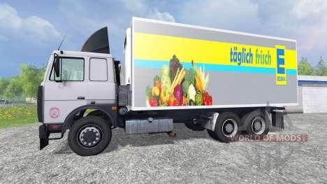 MAZ-6303 for Farming Simulator 2015