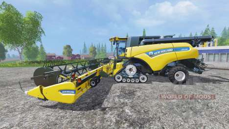 New Holland CR10.90 for Farming Simulator 2015