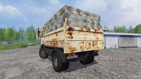 MAZ-5551 [old] for Farming Simulator 2015