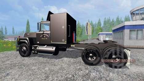 Mack RS786 v1.1 for Farming Simulator 2015
