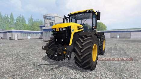 JCB 4220 v1.0 for Farming Simulator 2015