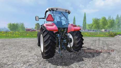 Steyr Multi 4115 [hardpoint] for Farming Simulator 2015