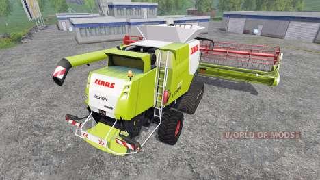 CLAAS Lexion 670TT for Farming Simulator 2015