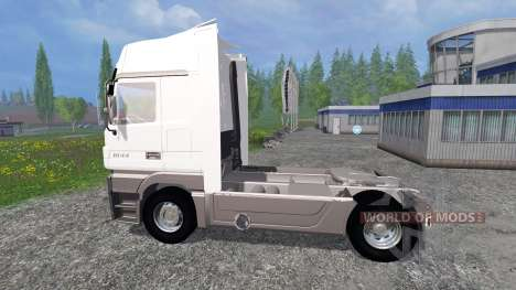 Mercedes-Benz Actros 1844 for Farming Simulator 2015