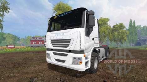 Iveco Stralis 600 [LowCab] for Farming Simulator 2015