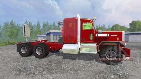 Kenworth C500 for Farming Simulator 2015