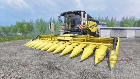 New Holland CR9.90 v5.0 for Farming Simulator 2015