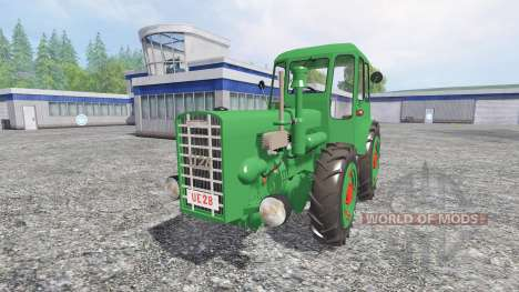 Dutra UE-28 v0.9 for Farming Simulator 2015