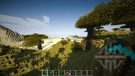 KUDA-Shaders v5.0.6 Lite for Minecraft
