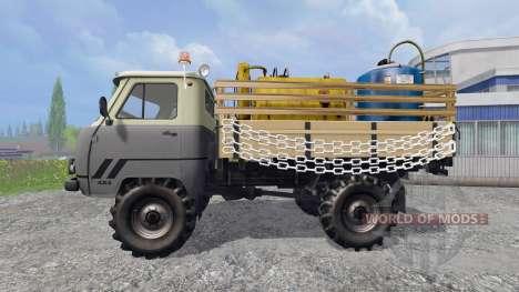UAZ-3303 for Farming Simulator 2015