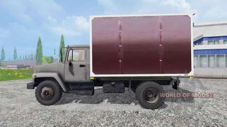 GAZ-3307 for Farming Simulator 2015