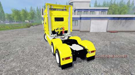 Scania Longline for Farming Simulator 2015