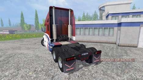Kenworth T2000 v1.0 for Farming Simulator 2015