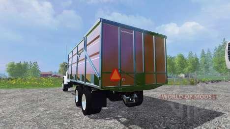 GMC Dump Truck for Farming Simulator 2015