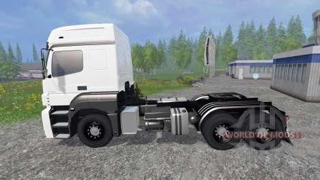 Mercedes-Benz Axor 2540 for Farming Simulator 2015