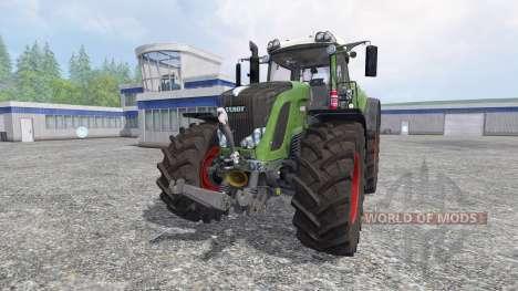 Fendt 927 Vario [washable] for Farming Simulator 2015