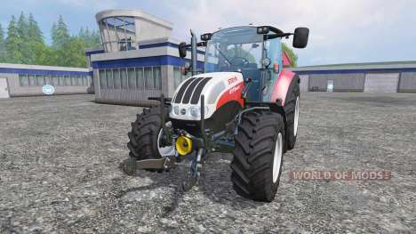 Steyr Multi 4115 [hardpoint] v2.0 for Farming Simulator 2015