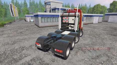 Volvo FH12 [schwerlast] for Farming Simulator 2015
