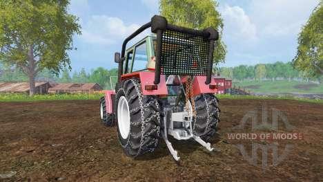 Zetor Crystal 12045 [forest edition] for Farming Simulator 2015