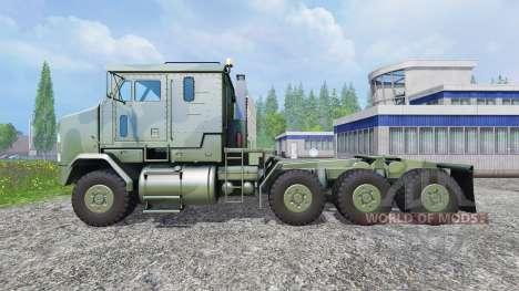 Oshkosh M1070 HET for Farming Simulator 2015