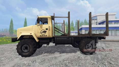 KrAZ-5131 for Farming Simulator 2015