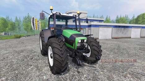 Deutz-Fahr Agrofarm 430 v1.3 for Farming Simulator 2015