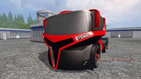 Iveco Concept for Farming Simulator 2015