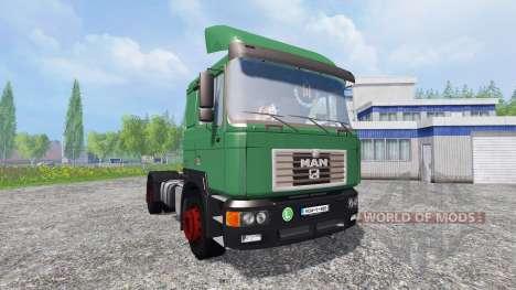 MAN F2000 19.404 for Farming Simulator 2015