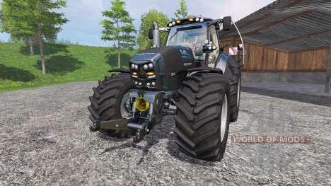 Deutz-Fahr Agrotron 7250 Warrior v5.0 for Farming Simulator 2015