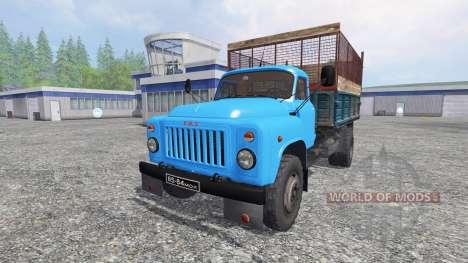GAZ-53 [the silo] for Farming Simulator 2015