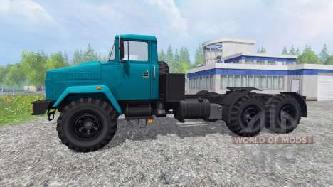 KrAZ-6446 for Farming Simulator 2015