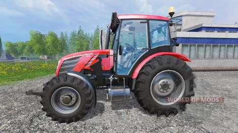 Zetor Proxima 120 FL for Farming Simulator 2015
