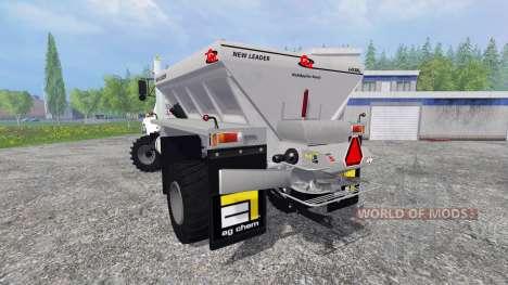 Kenworth T800 [spreader] for Farming Simulator 2015