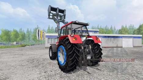 Case IH 5130 FL v2.0 for Farming Simulator 2015