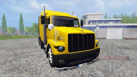 GAZ Titan v1.7 for Farming Simulator 2015