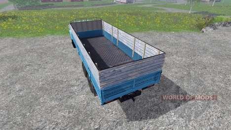 Dodge D700 [truck] for Farming Simulator 2015