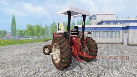 Farmall 1206 Turbo 1965 for Farming Simulator 2015