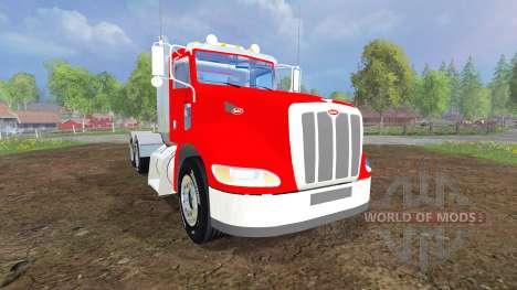Peterbilt 384 v3.0 for Farming Simulator 2015