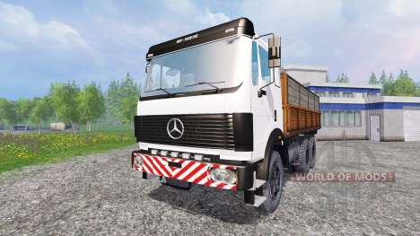 Mercedes-Benz 2435 [tipper] v0.2 for Farming Simulator 2015