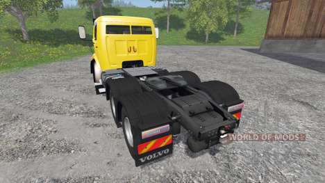 Mercedes-Benz 1114 for Farming Simulator 2015