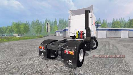 Pegaso Troner v2.0 for Farming Simulator 2015