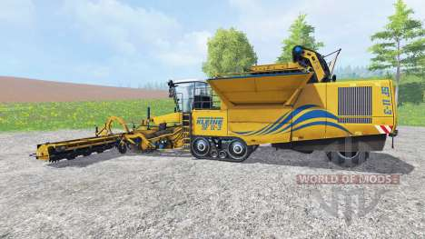 Kleine SF 11-3 for Farming Simulator 2015