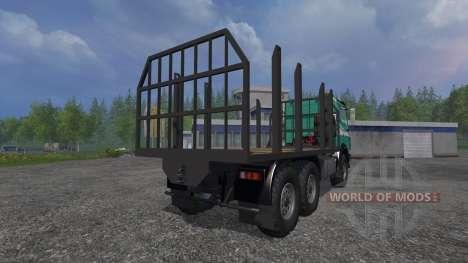 Mercedes-Benz SK 1935 [forest] v2.0 for Farming Simulator 2015