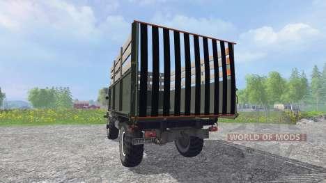 GAZ-66 v1.0 for Farming Simulator 2015