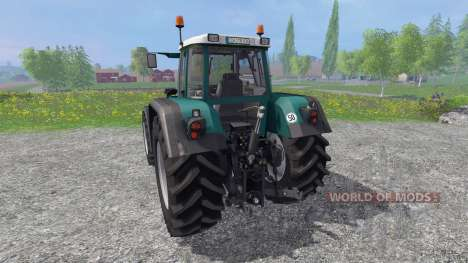 Fendt 930 Vario TMS v1.2 for Farming Simulator 2015
