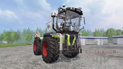 CLAAS Xerion 3800 SaddleTrac v4.0 for Farming Simulator 2015