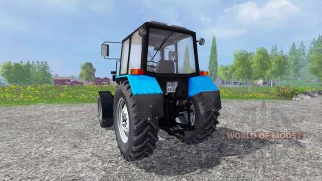 MTZ-Belorus 82.1.26.30 for Farming Simulator 2015