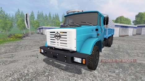 ZIL-133 for Farming Simulator 2015