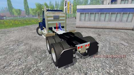 Ford L9000 for Farming Simulator 2015